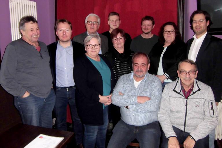 2019-Vorstand